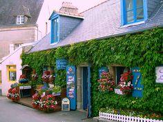 Concarneau, Bretagne, France