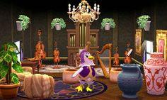 Animal Crossing Happy Home Designer, musik music