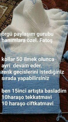 This Pin was discovered by fstThis post was discovered by hacer tünaydın. Discover (and save!) your own Posts on Unirazi. How To Start Knitting, Knitting For Kids, Baby Knitting, Crochet Baby, Ropa Free People, Clash Of Clans, Baby Coat, Baby Cardigan, Baby Sweaters