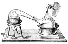 48 - La ley de Raoult establece que la relación entre la presión de vapor de cada componente en una solución ideal es dependiente de la presión de vapor de cada componente individual y de la fracción molar de cada componente en la solución. La ley fue enunciada en 1882 por el químico francés Francois Marie Raoult (1830-1901). La ley dice: Si un soluto tiene una presión de vapor medible, la presión de vapor de su disolución siempre es menor que la del disolvente puro.