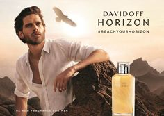 Preview+sul+nuovo+profumo+da+uomo+Davidoff+Horizon