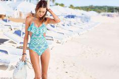 Behati Prinsloo for Victoria's Secret Swim 2014