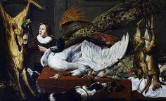 game larder. frans snyders, 1613-1614.