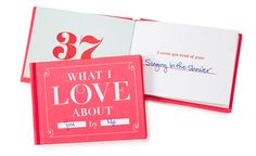 What I Love About You Book, $10 | 46 Genius Stocking Stuffers You'll Want To Keep For Yourself