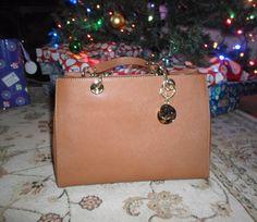 Michael Kors Cynthia Handbag @Luuux #Design #Handbags #Michael #Bags