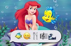 Can You Guess The Female Disney Character From The Emojis? I got 16/18. I missed lilo and Elsa.
