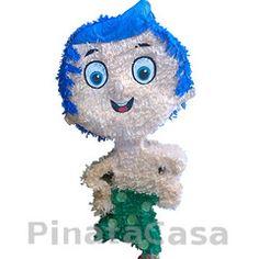 Bubble Guppy - Gil Pinata