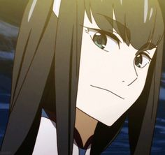 Kill La Kill, Anime Manga, Anime Art, Golden Warriors, Satsuki Kiryuin, Gurren Lagann, Ice Queen, Me Me Me Anime, Anime Characters