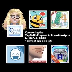 Comparison of the Top 5 All Purpose Articulation Apps for SLPs in 2020 (includes current app sale info) – by Angela Moorad, MS, CCC-SLP at OMazing Kids | OMazing Kids Interactive Infographic, Kids C, Apraxia, Special Needs, Over The Years, My Books, Purpose, Ms, About Me Blog