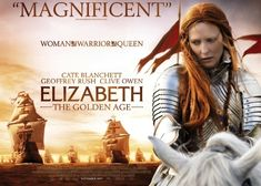 Elizabeth . Another car boot DVD. What a super movie. Enjoyed it.
