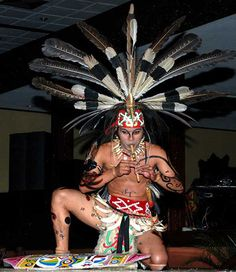 Bawikuwu dance, Dayak People,  Kalimantan Island, Indonesia.