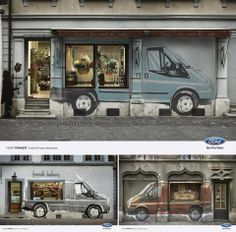 Ford Transit. A part of your business.