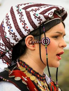 A girl from Rama - Bosnia and Herzegovina