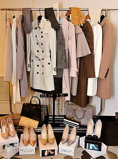 Inside peek into Olivia Pope's closet with... | Scandal Moments
