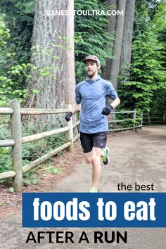 Tips for making sure you eat healthy, whole foods after your long-distance run. Make sure your post run meals and snacks are working for you. Tips for a runner's diet that works post run so you can make sure you are having a balanced and nutritious meal. Learn the best foods to eat after you run and keep your fats and carbs in check. #running #tips #food #nutrition Best Food For Runners, Runners Food, Nutrition For Runners, Food Nutrition, Running Humor, Running Training, Running Tips, Road Running, Learn To Run