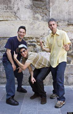 Beastie Boys.  Adam Yauch, way to rock this life - RIP.