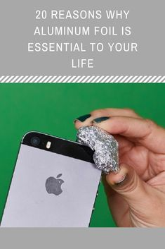 20 reasons why aluminum foil is essential to your life