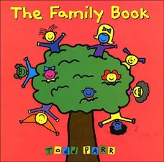 The Family Book - Teaching about diverse families.