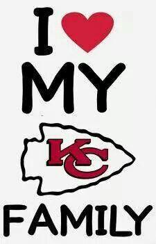 My Chiefs Family!!!