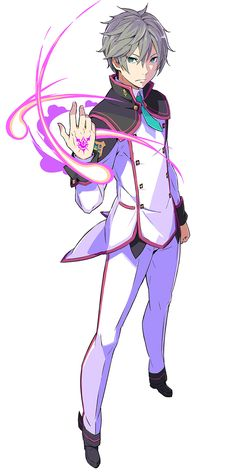 ✧ #characterconcepts ✧  Protagonist - Conception II: Children of the Seven Stars