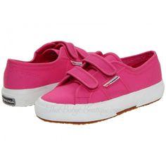 Superga Kids Classic Sneaker - Fuxia