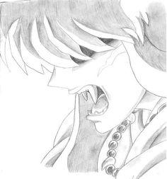 Inuyasha drawing
