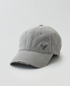 American Eagle Eagle Fitted Baseball Cap b6e63350457
