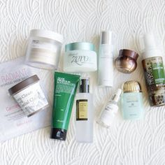 The famed 10-step Korean skin care routine is easier than ever to do with this value set, curated for your skin type. Soko Glam curator Charlotte Cho has created a oily skin type routine set that spec
