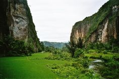 harau valley