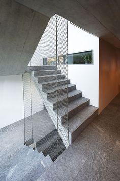 Treppenhaus | Tensile Design & Construct