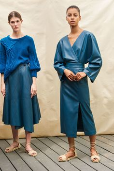 Alejandra Alonso Rojas Resort 2019 New York Collection - Vogue