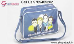 Call @ 9769465202. Shopattack.in is the one of the leading providers of Messenger Bag TIPU TWEENERS are available at Rs.1008/- only. Hurry before stock lasts!!!!