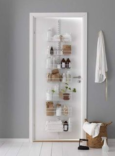 51+ Ideas apartment therapy small spaces living room bathroom storage #apartment banheiro