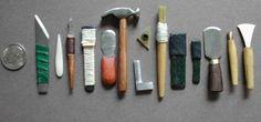 tiny tools to make tiny books
