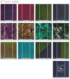 Lof Solar - Lof Solar Advantage » C-Cell™ Color Solar Cell