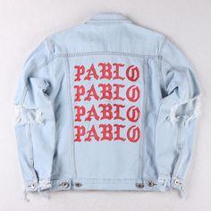 Levis Pablo Denim Jacket NEW - Custom made