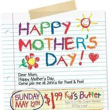 Celebrate Mothers Day at Johns Incredible Pizza Company Portland, OR #Kids #Events