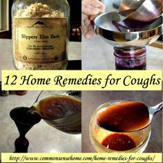 12 Home Remedies and Recipes for Coughs