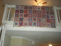 Granny Squares: I just need to fix a border and quilt it