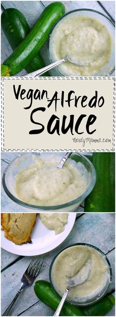 I love how easy this gluten-free and vegan cheese sauce comes together. One of those hidden veggies recipes moms love!