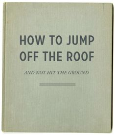 Just the title might be worth buying the book...