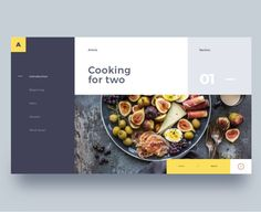 """Lord knows I need this ;)"" - Kyle Mcdowell said when designing this cooking app. And we love it!  -  Follow us  @uitrends for daily UI UX inspiration   #uitrends #design #inspiration #online #animation #mobile #code #website #web #site #webdesign #digital #designinspiration #digitaldesign #webdesigner #ui #ux #uiux #dribbble #behance #application #interface #html #css #appdesign #uidesign #uxdesign #interaction #graphicdesign #picoftheday"