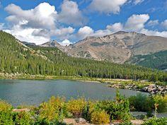 Sandbeach Lake Trail- 9 miles- Rocky Mountain National Park Colorado