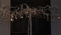 Glass Crystal Trees For Hire