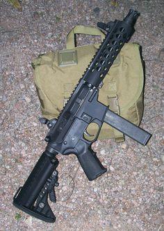 Double Diamond dedicated Sub Gun 9mm AR15 Lower? Pics inside - Page 6 - M4Carbine.net Forums