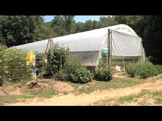 The Natural Resources Conservation Service is assisting some producers of fruits and vegetables with a unique incentive.  The agency is helping with the construction of high tunnel hoophouses. The Monitor's Kenny Burgamy explains.