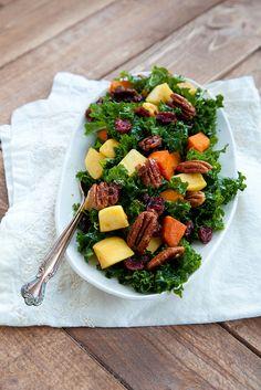 ... Recipes: salad on Pinterest | Quinoa Salad, Candied Pecans and Edamame
