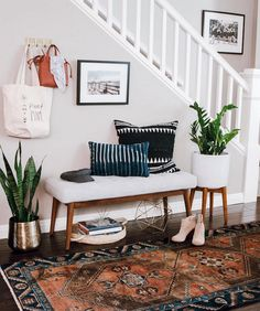 my scandinavian home: Relaxed, Boho-style in Orange County, California