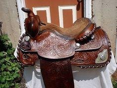 Buford Handmade Saddles.  exactly like mine!