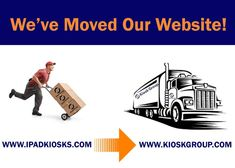 We've Moved Our Website!! To consolidate all parts of our business under a single website and make it easier for customers to understand all that we have to offer, we are closing iPadKiosks.com. All existing products and services previously offered through this site can now be found at KioskGroup.com. We appreciate your support during this transition. Visit KioskGroup.com Digital Retail, Appreciate Your Support, Self Service, Kiosk, Service Design, Software, Website, Business, Products